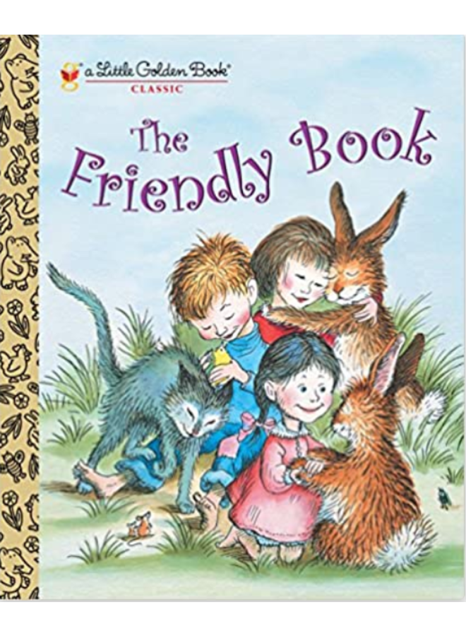 The Friendly Book