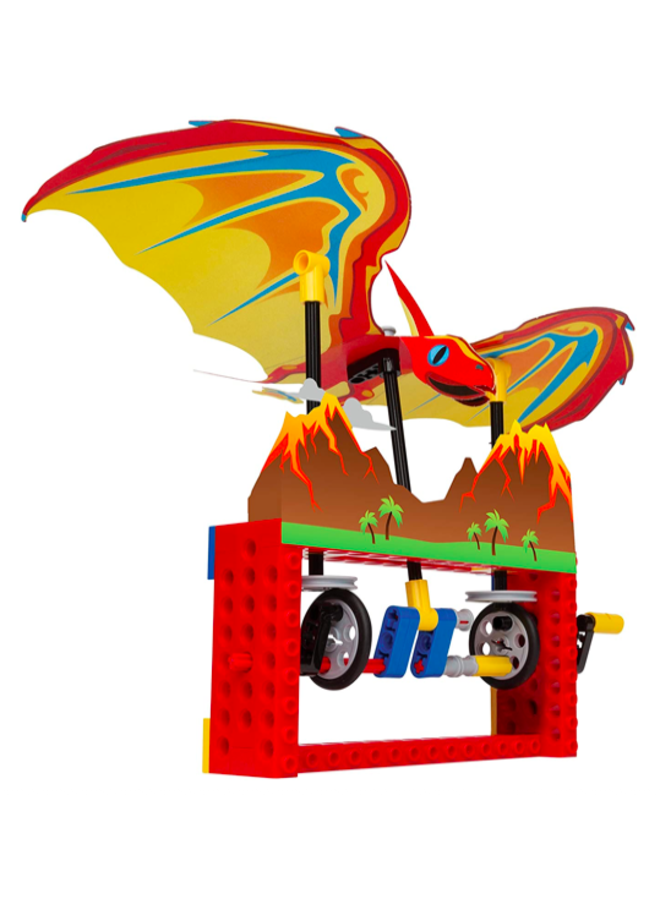 Lego Gearbots