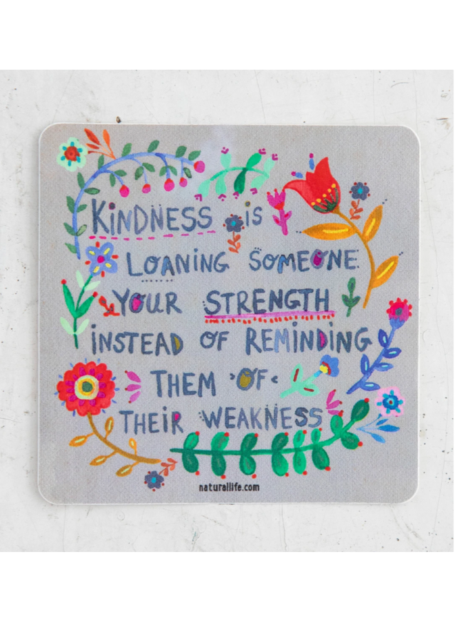 Kindness is Sticker