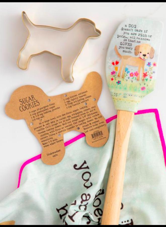Dog Baking Set