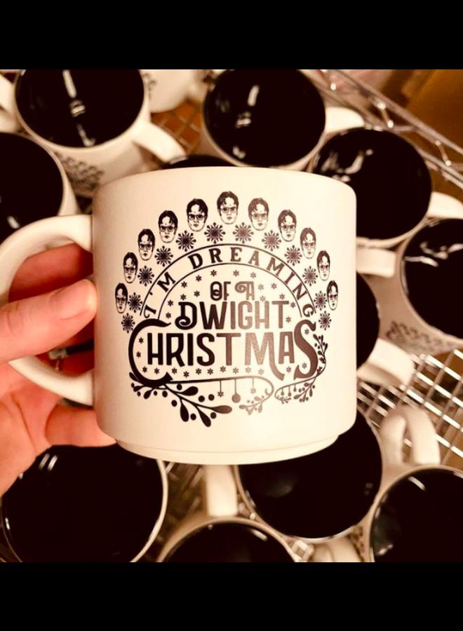 Dwight Christmas Mug