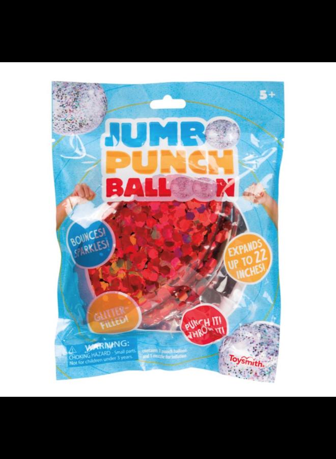 Jumbo Punch Balloon