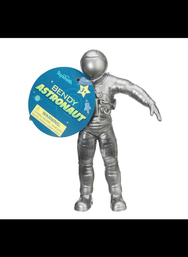Bendy Astronaut