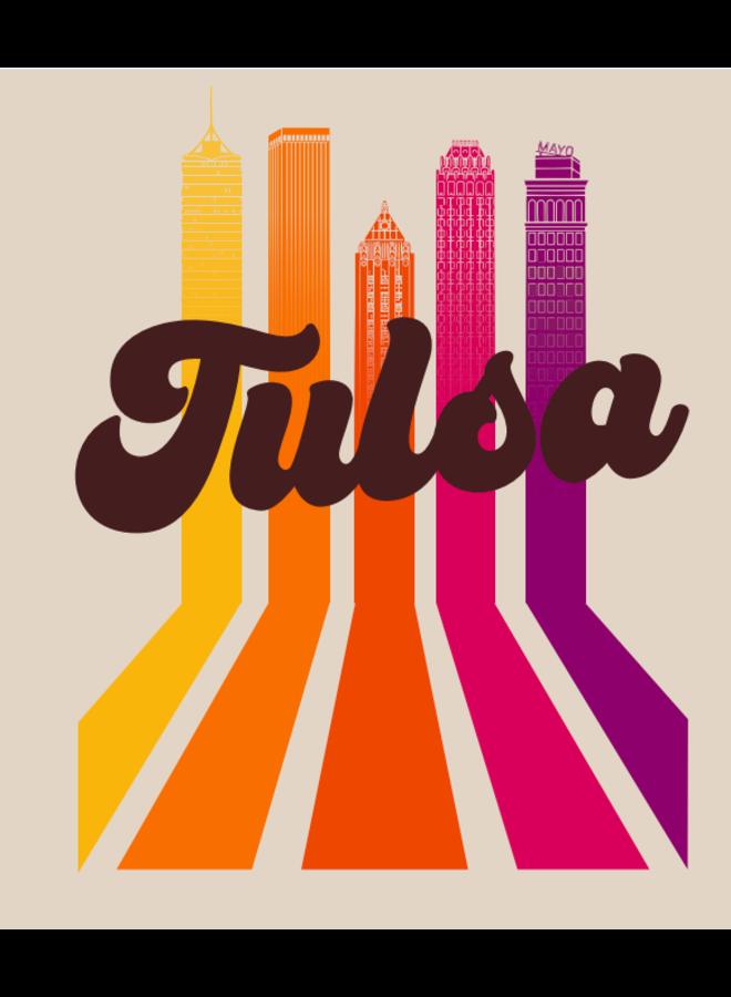 70s Tulsa Tshirt