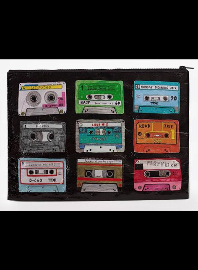 Mixtape Jumbo Pouch