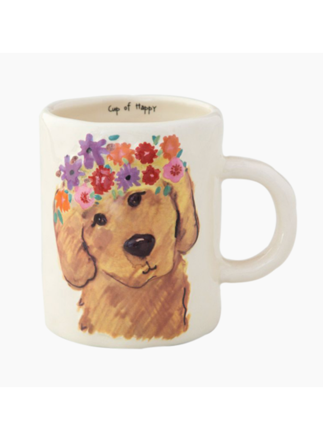 Embossed Mug Retriever