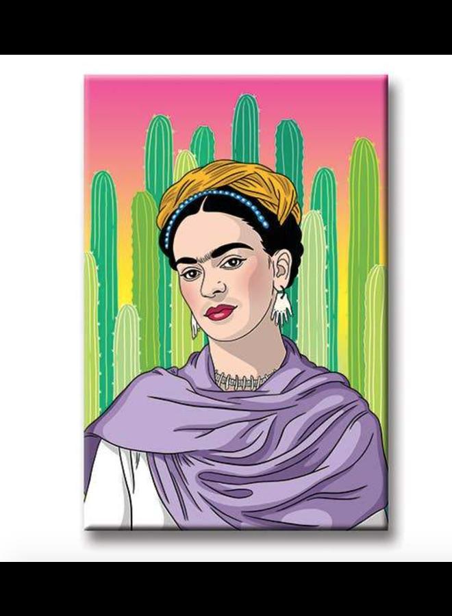 Frida Cacti Magnet