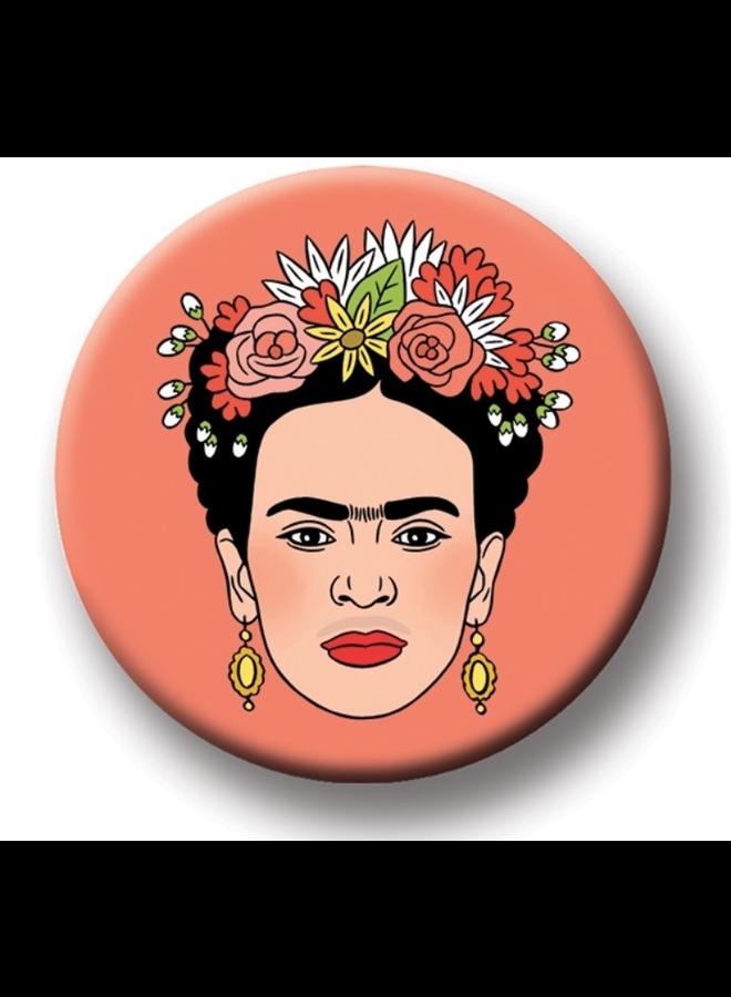 Frida Round Magnet