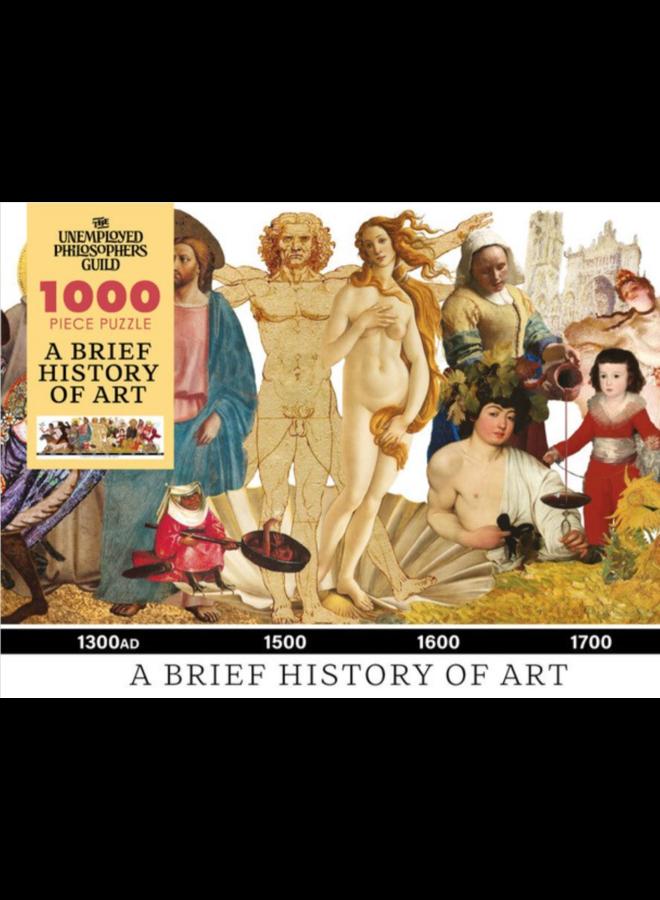 Brief History Of Art Puzzle