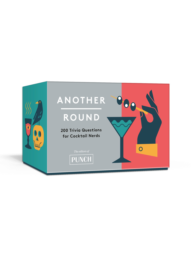 Another Round Cocktail Trivia