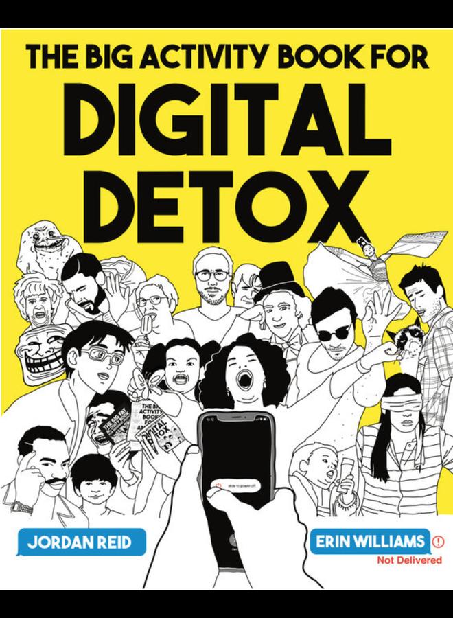 Big Activity Book For Digital Detox