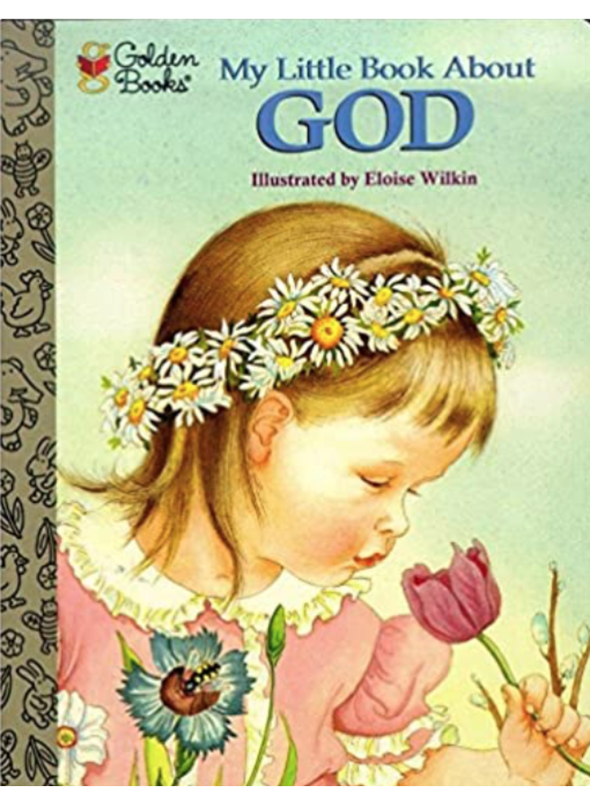 My Little Book About God