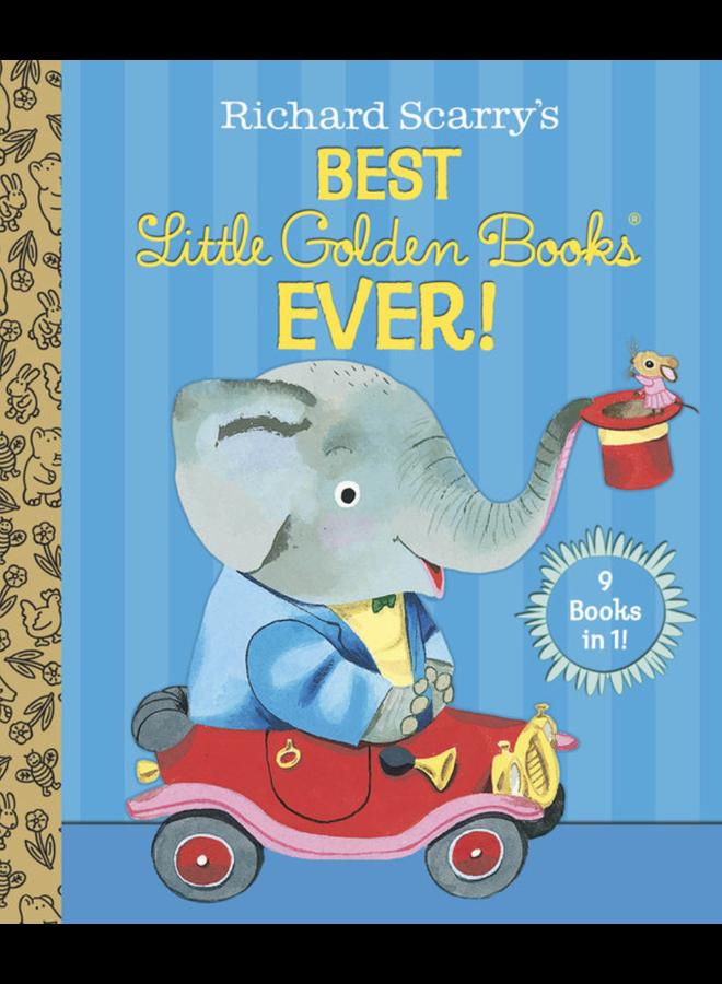 Richard Scarrys Best Little Golden Book Ever!