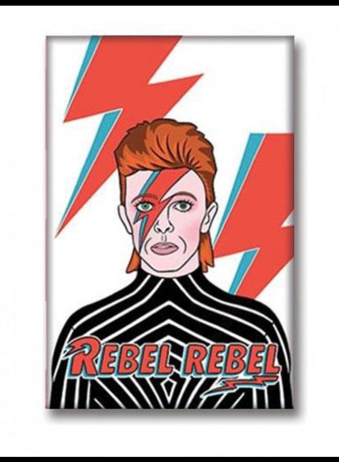 David Bowie Magnet
