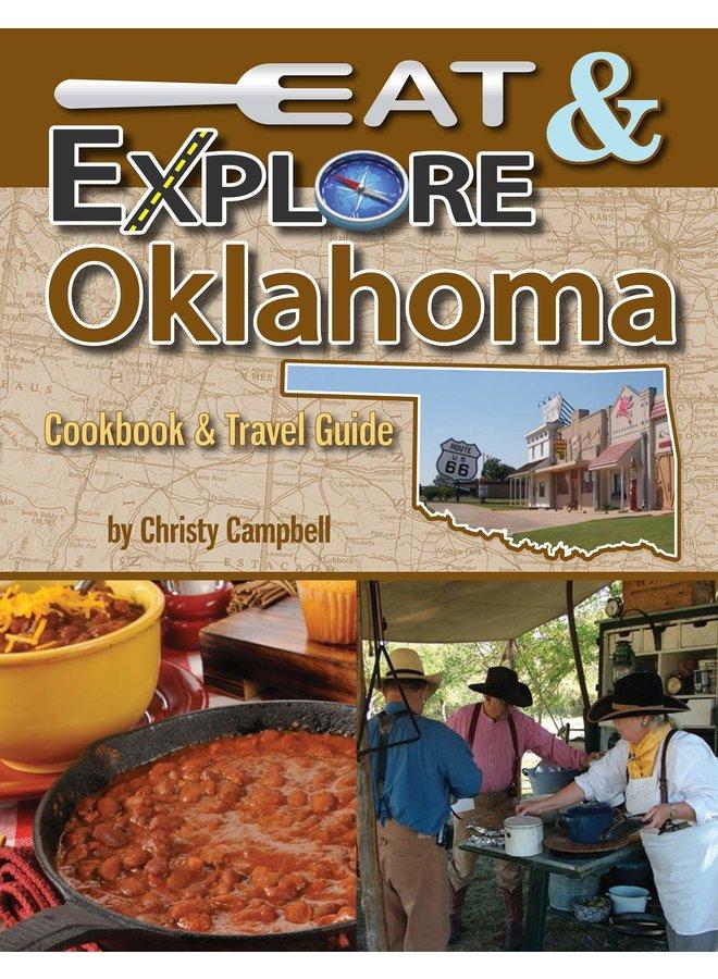 Eat and Explore Oklahoma Cookbook