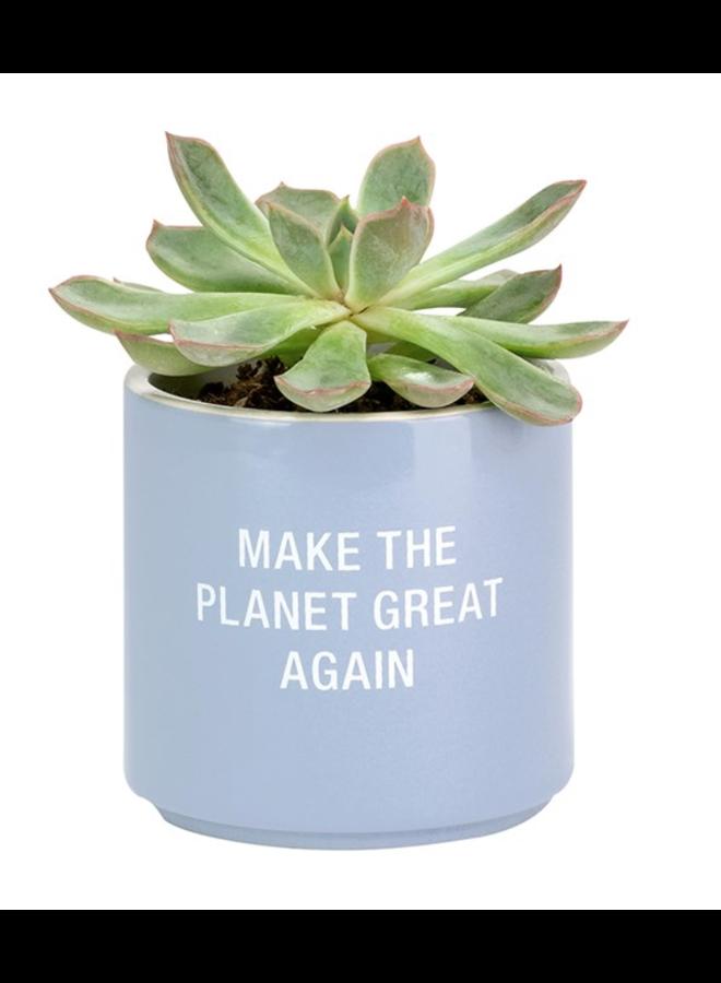 Great Again Planter
