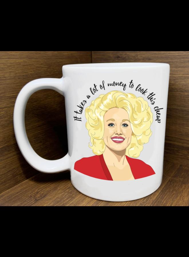 Dolly Parton Mug