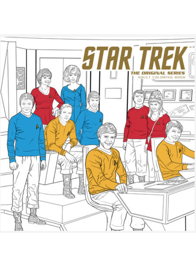 Star Trek Coloring Book