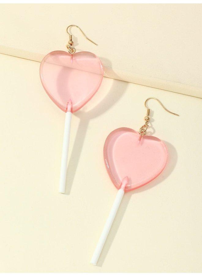 Love Lollipop Earrings