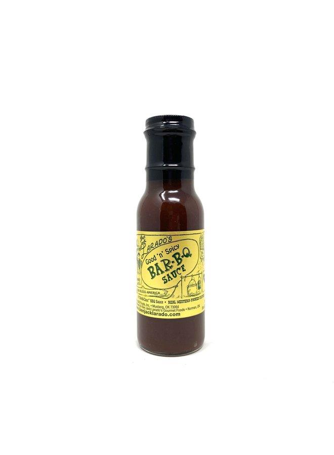 Good & Spicy  Bar-B-Q Sauce