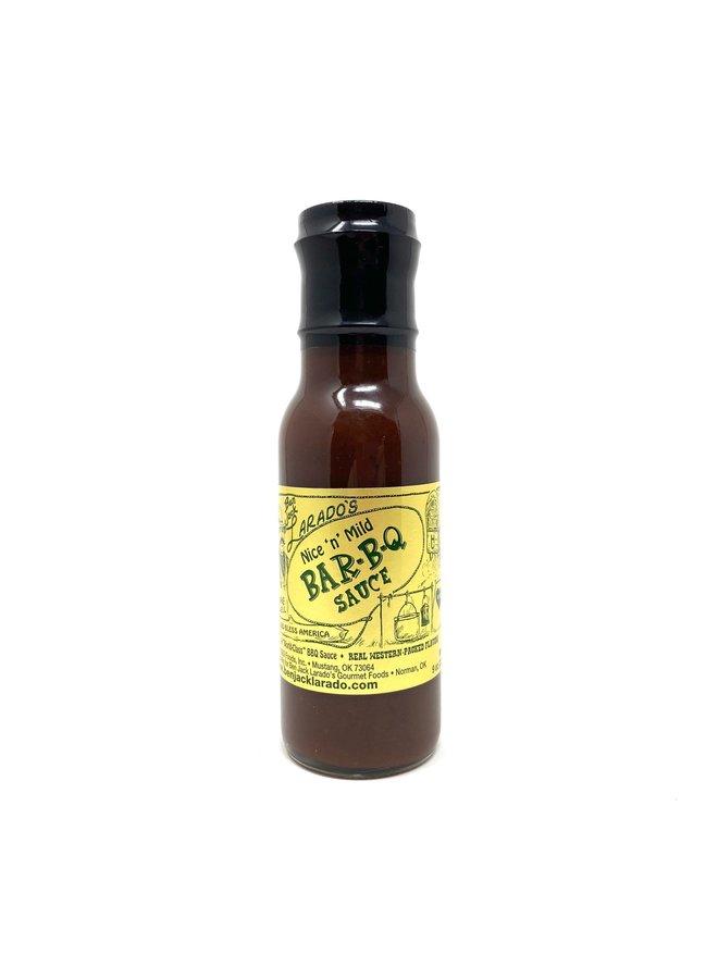 Nice & Mild BBQ Sauce