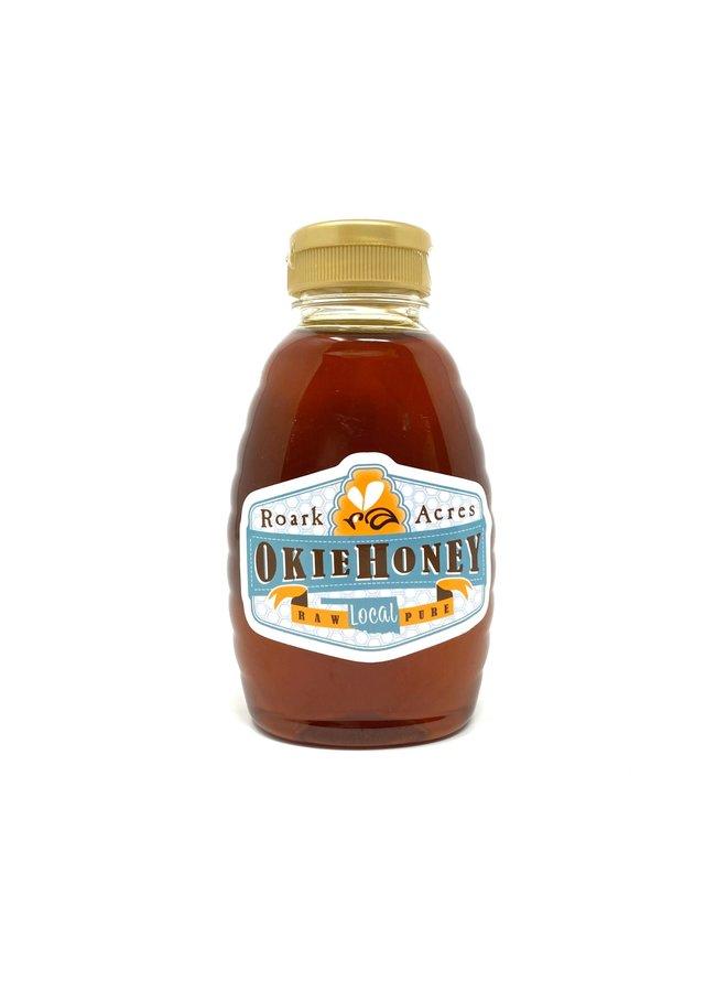 1 LB Okie Honey Squeeze