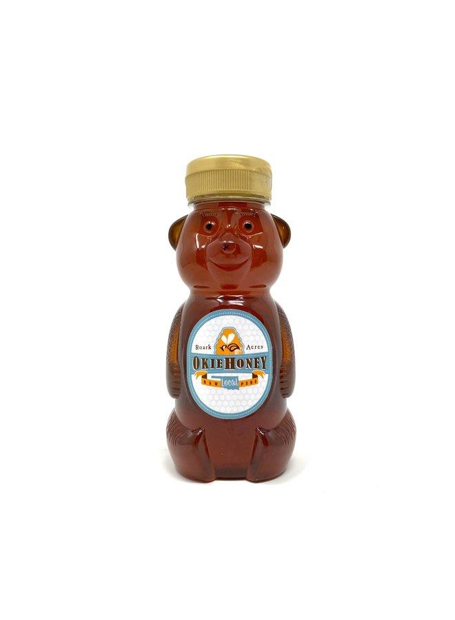 12oz Okie Honey Bear