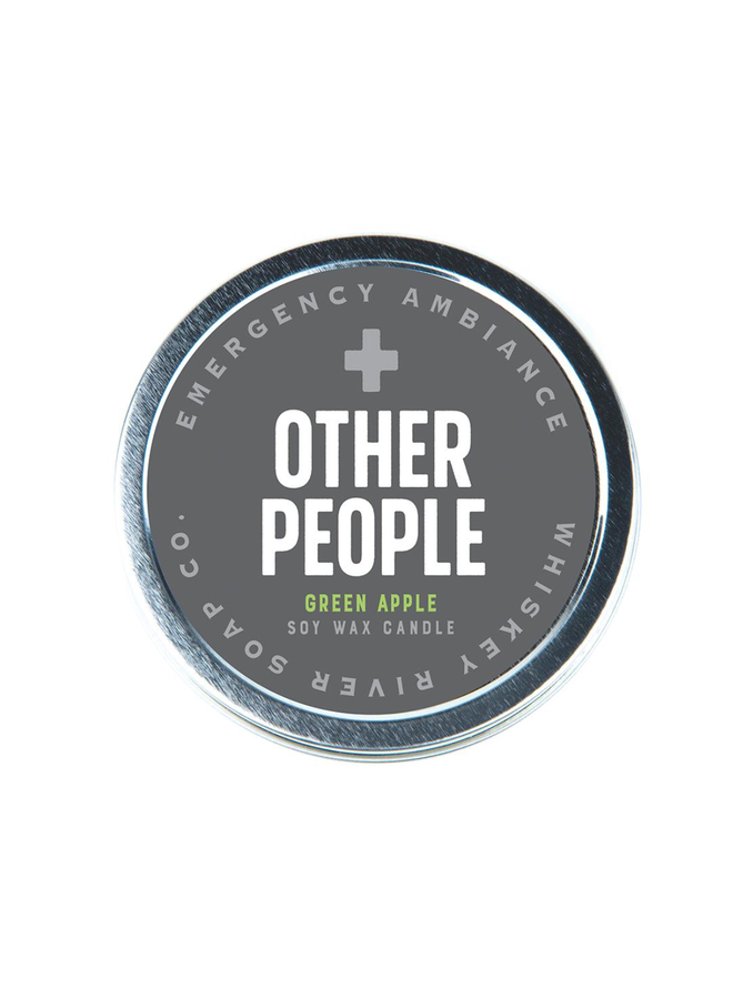 Other People Candle Tin