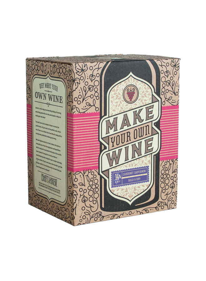 Wine Making Kit: Cabernet