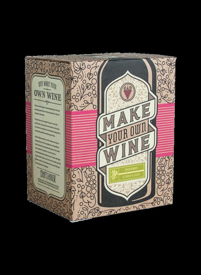 Wine Making Kit: Chardonnay
