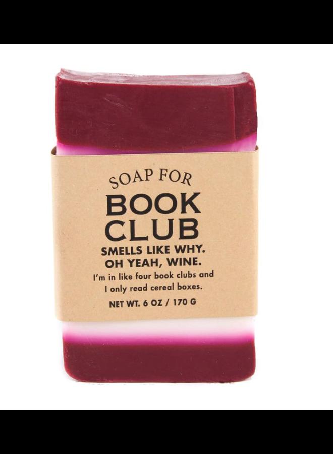 Book Club Soap