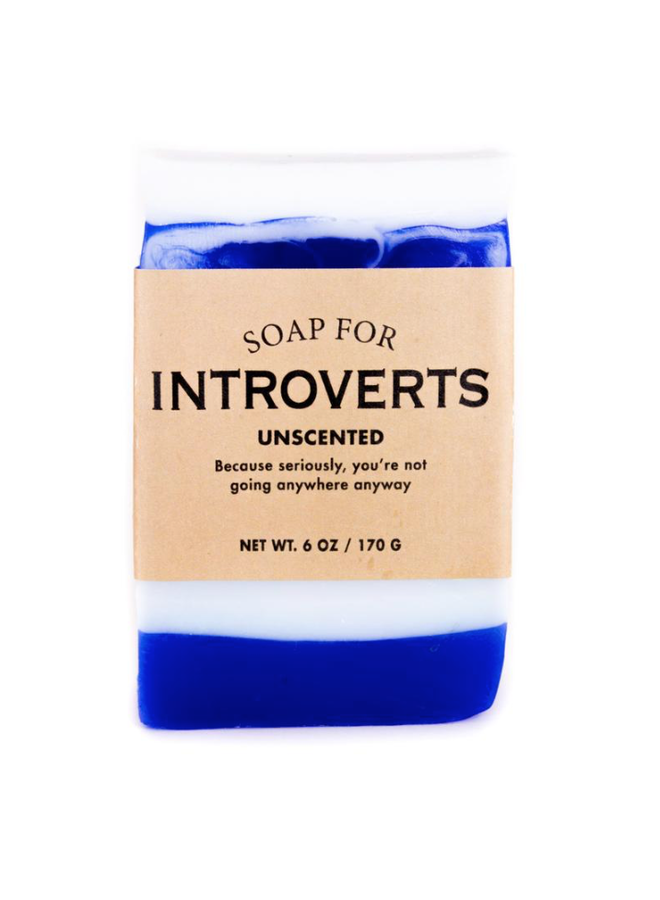 Introvert Soap