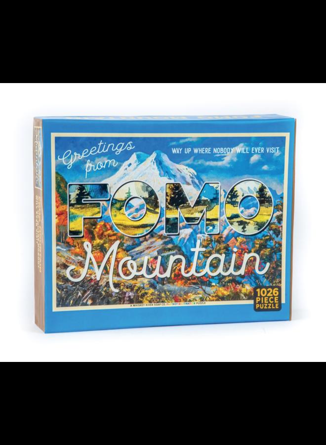FOMO Mountain Puzzle