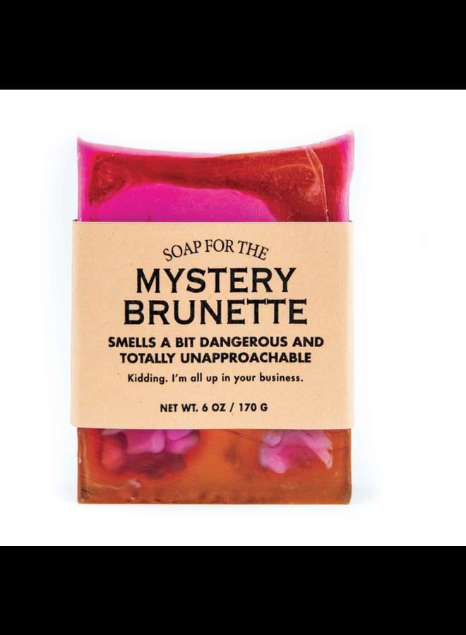 Mystery Brunette Soap