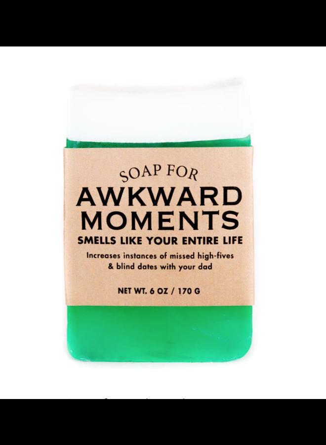 Awkward Moments - Soap
