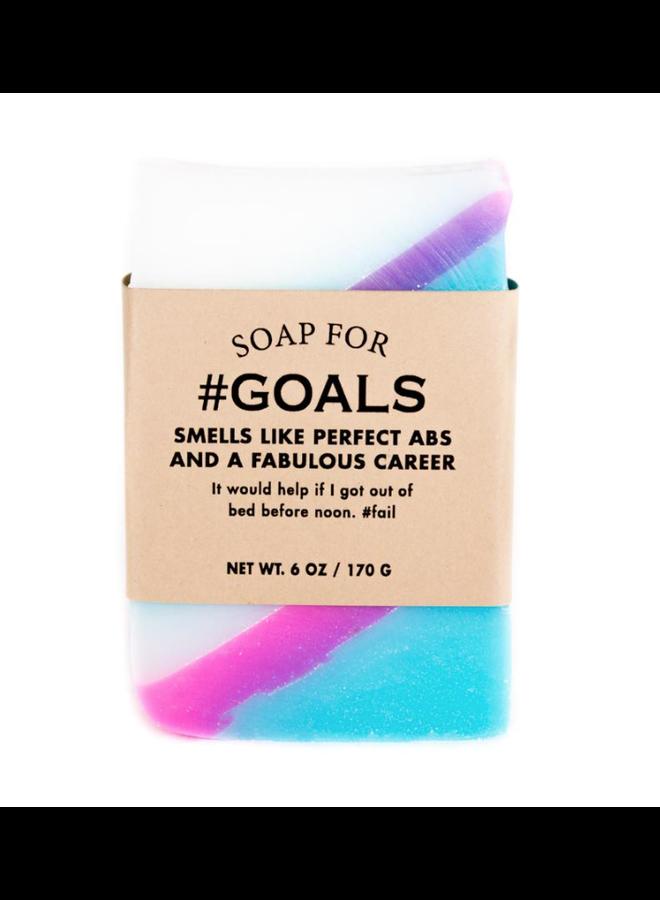 Goals Soap