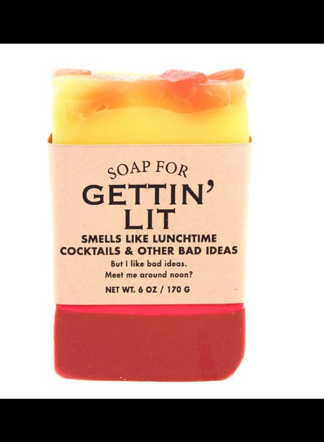 Gettin Lit Soap