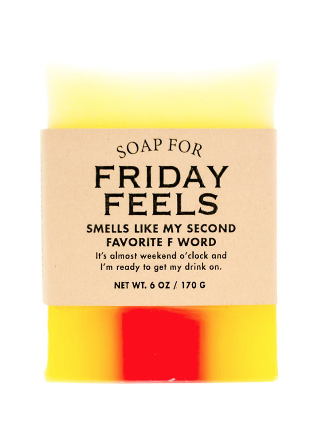 Friday Feels Soap