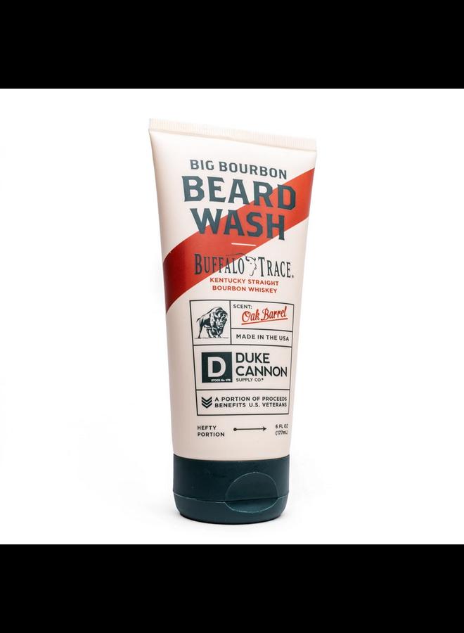 Big Bourbon Beard Wash