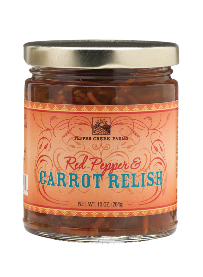 Red Pepper & Carrot Relish