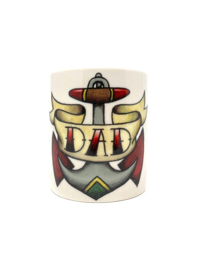 Tattoo Dad Mug