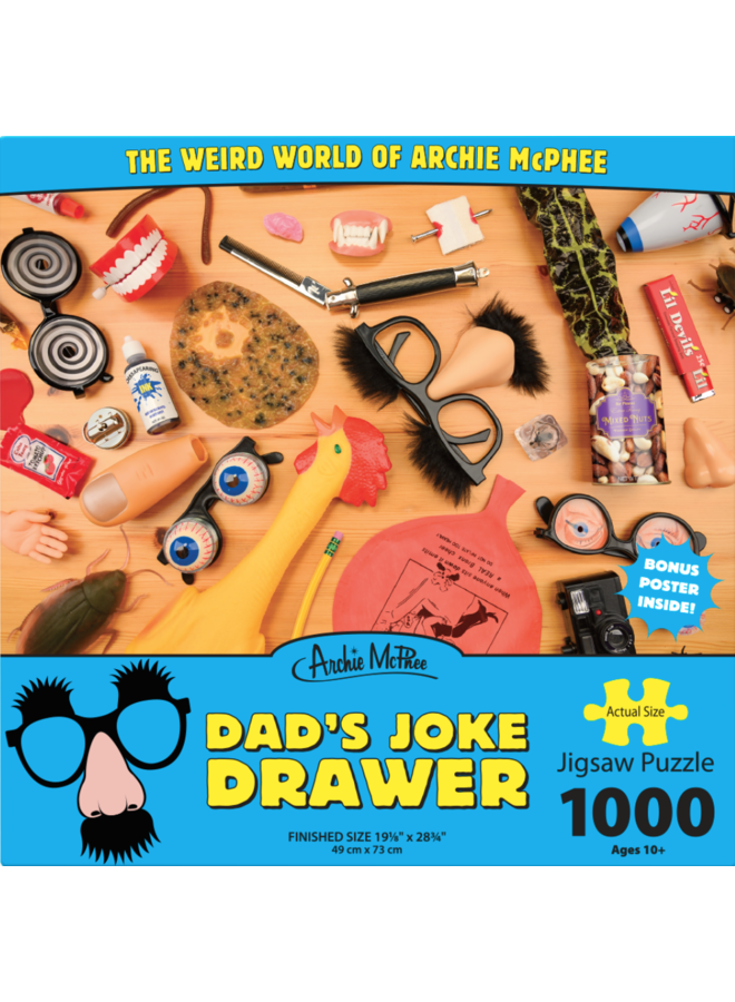 Dad Joke Drawer Puzzle
