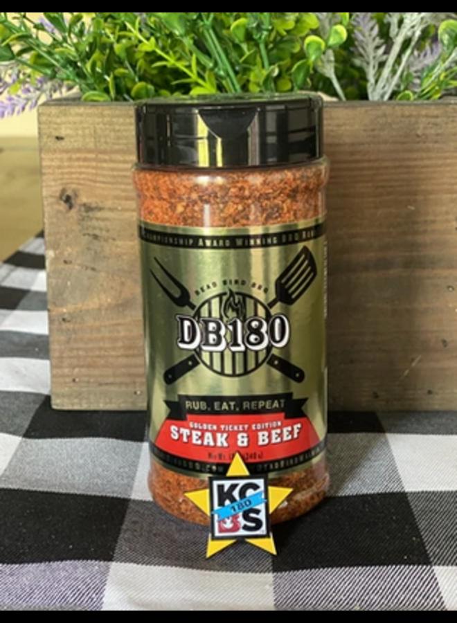 Steak & Beef Seasoning
