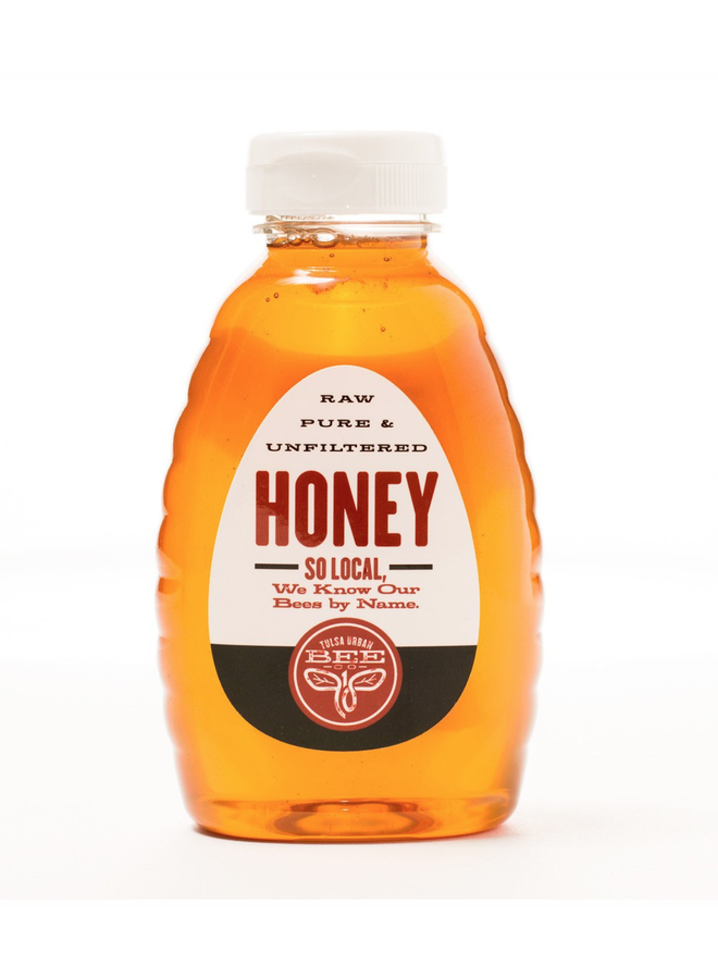 Tulsa Urban Bee Honey 1lb