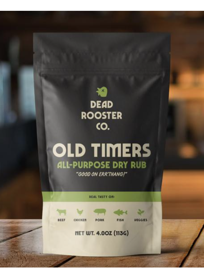 Olde Tymers Savory Herb Dry Rub