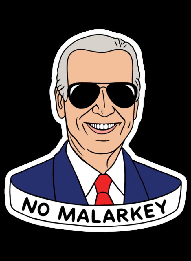 Biden Aviator Sticker