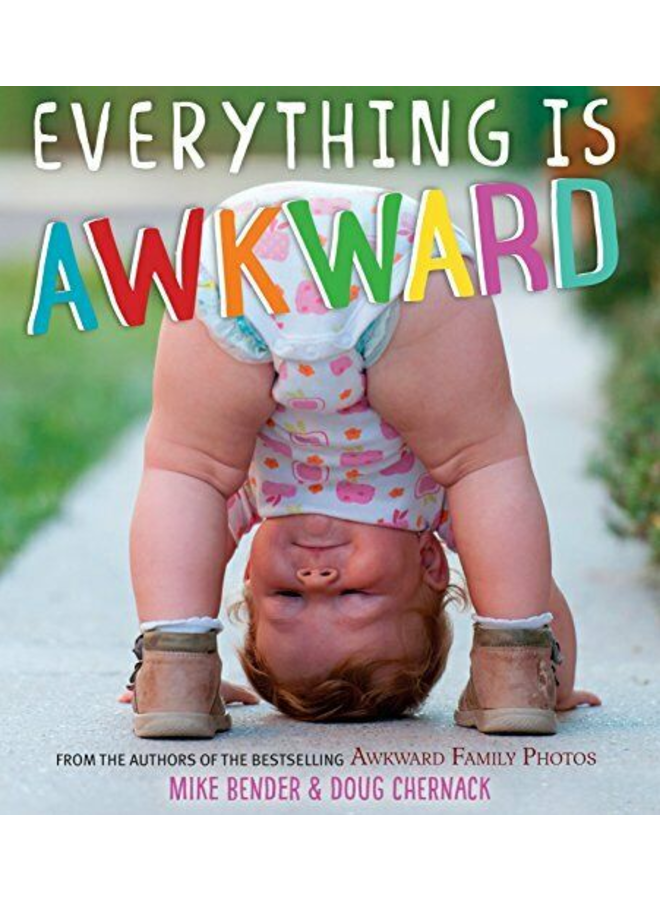 Everything is Awkward Book
