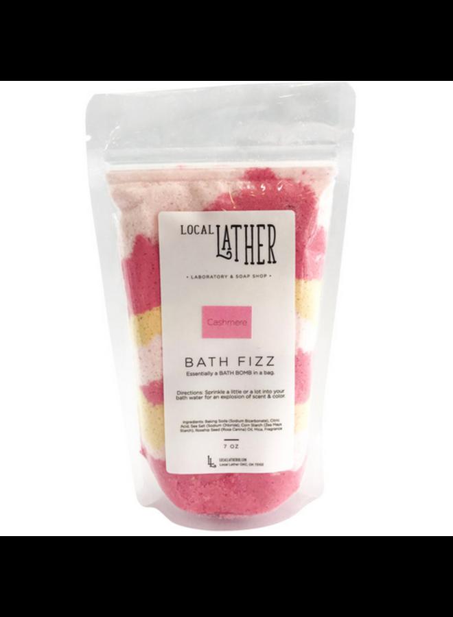 Cashmere Bath Fizz