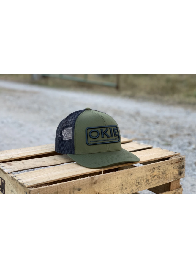 Heritage Soft Green Midwest Okies Hat