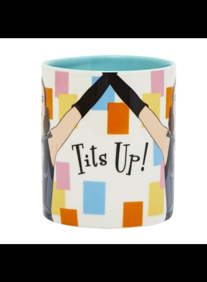Tits Up Mug